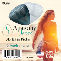 Bikini Bass- 2 Pack - Mixed - Special