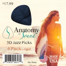 Jazz - 6 Pack - Rigid - Special