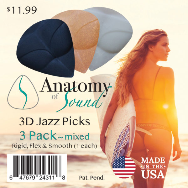 Jazz - 3 Pack - Mixed - Special