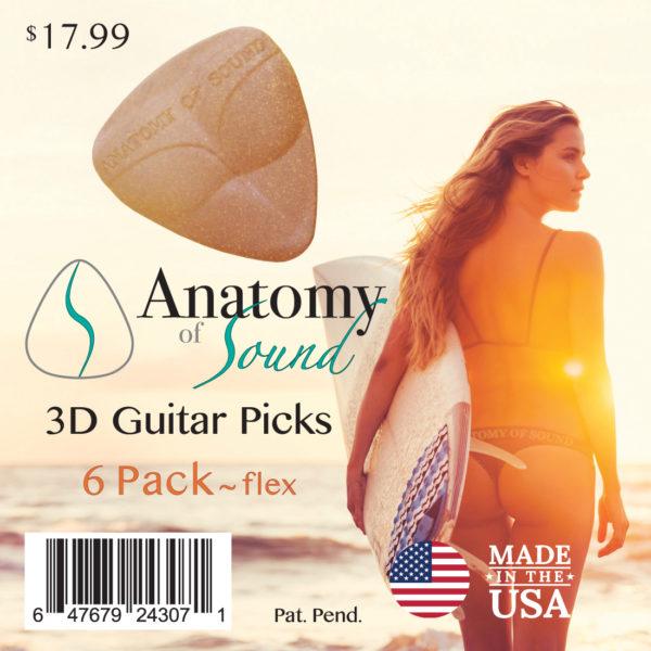 Guitar - 6 Pack - Flex - Special