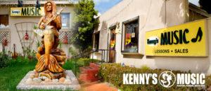 Kenny's Music Store